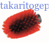 Kép 2/2 - Nilfisk flenikefe betét multibrus-hoz