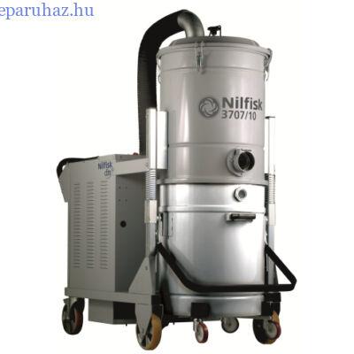 Nilfisk 3707/10 5PP háromfázisú száraz/nedves porszívó