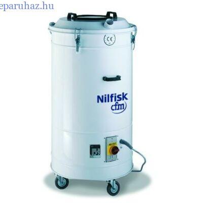 Nilfisk R305 V70 KW2,2 L150 D560 háromfázisú ipari porszívó