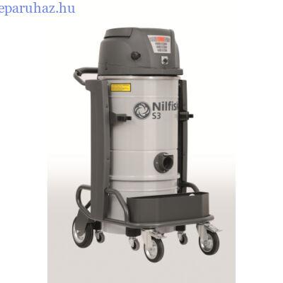 Nilfisk S3 L50 HC XX egyfázisú száraz/nedves porszívó
