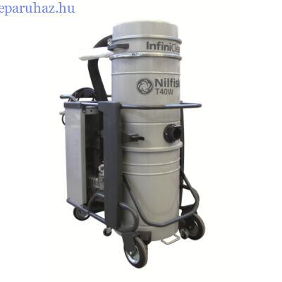 Nilfisk T40W L100 IC 5PP háromfázisú száraz/nedves porszívó