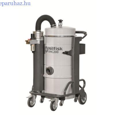Nilfisk VHC200 L100 FM AU XX L GV CC sűrített levegős ipari porszívó
