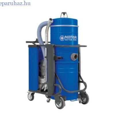 Nilfisk-BLUE Attix 155-01 száraz-nedves ipari porszívó