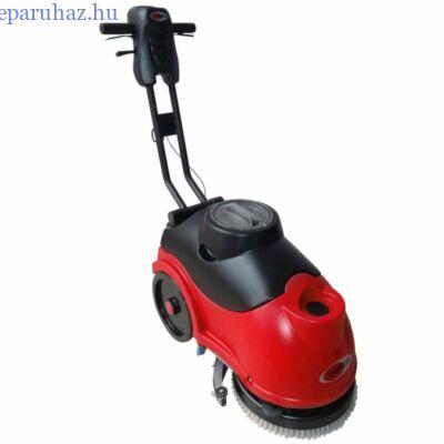 VIPER AS 380/15 B kisméretű padlótisztító akkumulátoros