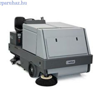 Nilfisk CR 1500 LPG seprő/felmosógép, LPG üzemelésű