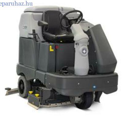 Nilfisk SC6500 1100D vezetőüléses padlótisztító, akkumulátoros