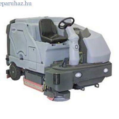 Nilfisk SC8000 1600 vezetőüléses LPG padlótisztító
