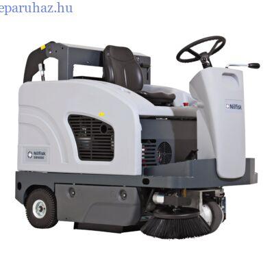 Nilfisk SW 4000 LPG seprő-szívógép, LPG üzemelésű