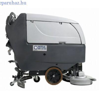 Nilfisk BA 611 D padlótisztító akkumulátoros
