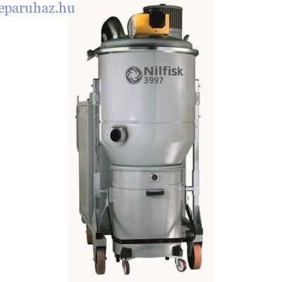 Nilfisk 3997 háromfázisú száraz/nedves porszívó