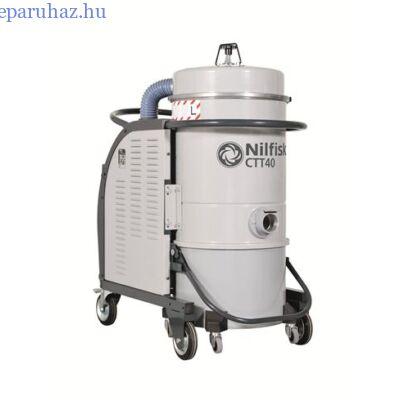 Nilfisk CTT40 HC 5PP háromfázisú száraz porszívó