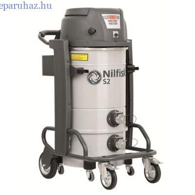 Nilfisk S2 L40 FN egyfázisú száraz/nedves porszívó