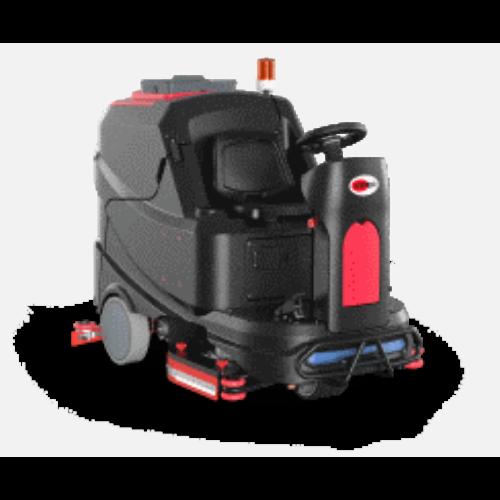 VIPER AS1050R vezetőüléses padlótisztító, akkumulátoros