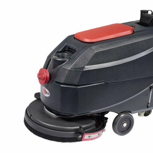 VIPER AS 4325 B (beépített töltővel, akkumulátorral, kefével, pad-tartóval)