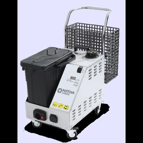NILFISK SV8000 Ipari Gőztisztító és porszívó