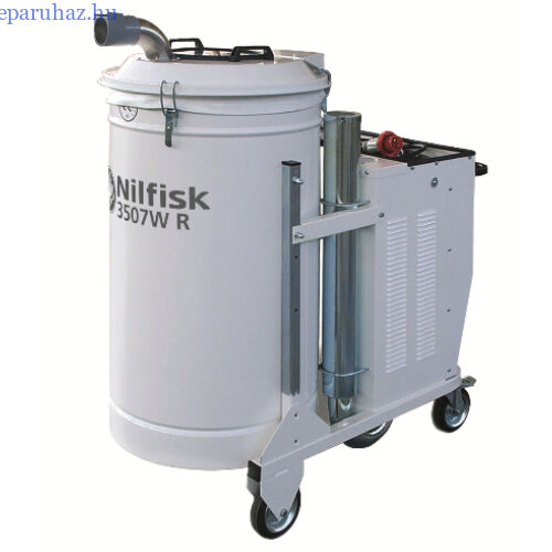Nilfisk 3507 W R 5PP ipari porszívó