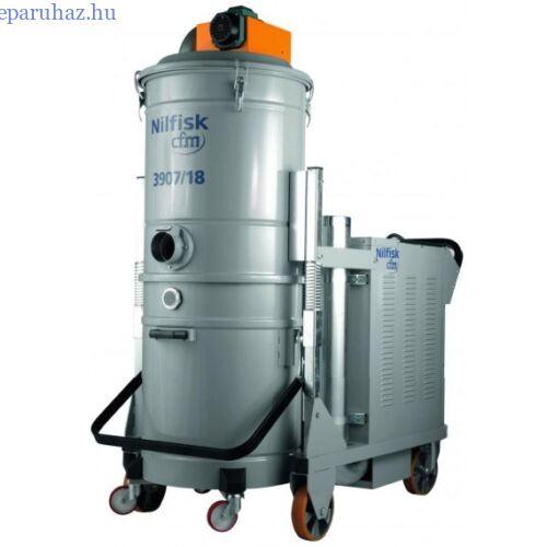 Nilfisk 3907/18 5PP háromfázisú száraz/nedves porszívó