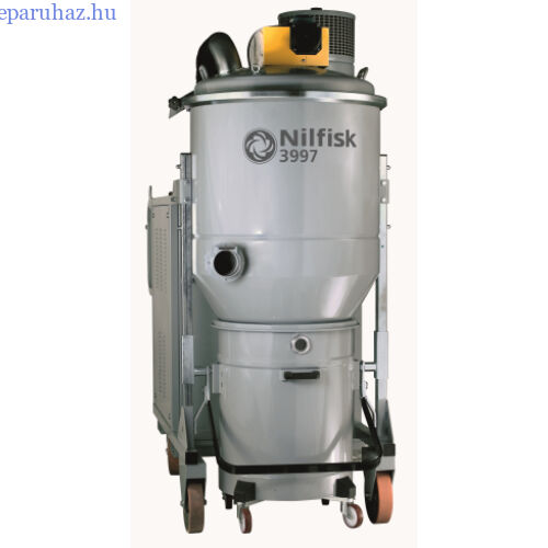 Nilfisk 3997 C háromfázisú száraz/nedves porszívó