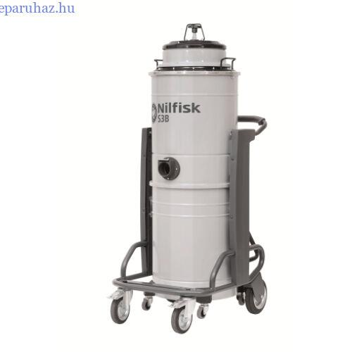Nilfisk S3B L50 egyfázisú száraz/nedves porszívó