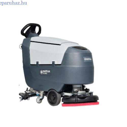 Nilfisk SC 401 43 BD Full Pkg akkumulátoros, önjáró