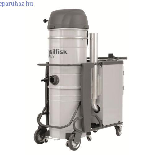 Nilfisk T75 L100 5PP háromfázisú száraz/nedves porszívó
