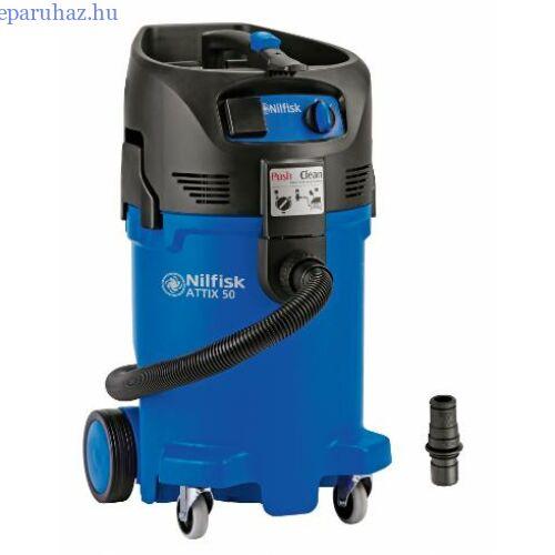 Nilfisk-BLUE Attix 50-21 PC száraz-nedves ipari porszívó