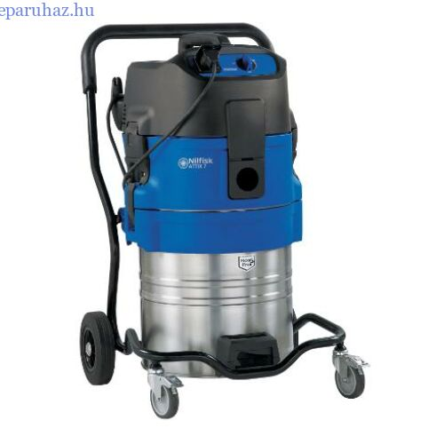 Nilfisk-BLUE Attix 751-61 száraz-nedves ipari porszívó
