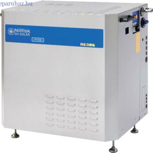 Nilfisk-BLUE SH SOLAR 7P 170/1200 E 18 telepített melegvizes magasnyomású mosó