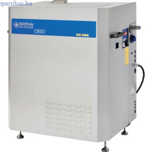Nilfisk-BLUE SH SOLAR 7P 170/1200 G telepített melegvizes magasnyomású mosó