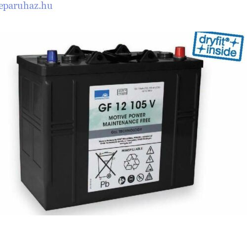 Nilfisk Akkumulátor 12V-76AH