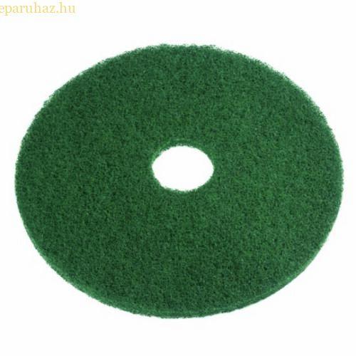 """Nilfisk PAD """"12"""" 305MM ECO zöld 5DB"""