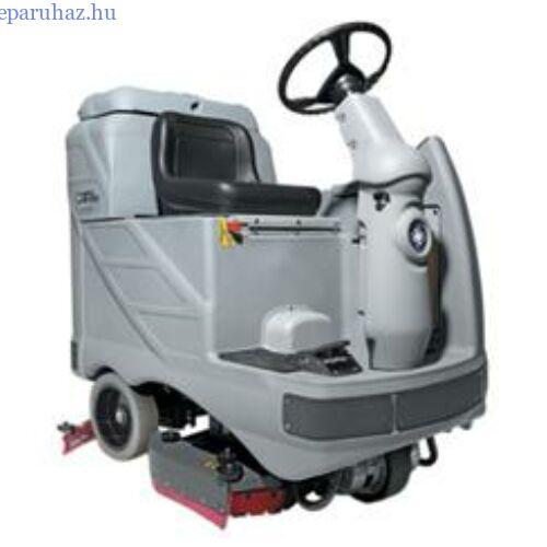 Nilfisk BR 850 CS ECOFLEX vezetőüléses padlótisztító, akkumulátoros