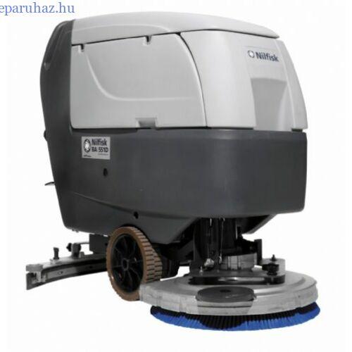 Nilfisk CA 551 padlótisztító, hálózati 230 V-os változat
