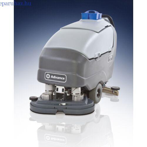 Nilfisk SC800 86 padlótisztító, akkumulátoros, önjáró