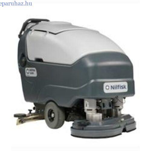 Nilfisk SC800 71C padlótisztító, akkumulátoros, önjáró
