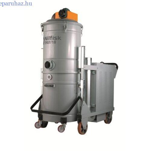 Nilfisk 3907/18 C 5PP háromfázisú száraz/nedves porszívó
