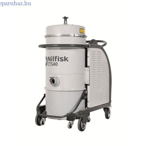 Nilfisk CTS40 HC 5PP háromfázisú száraz porszívó