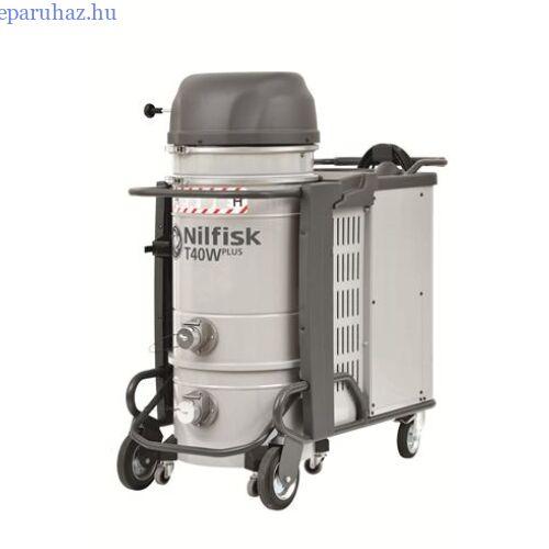Nilfisk T40WPLUS L50 HC Z22 5PP háromfázisú száraz porszívó