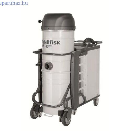 Nilfisk T40PLUS L100 LC SE FM 5PP háromfázisú száraz porszívó