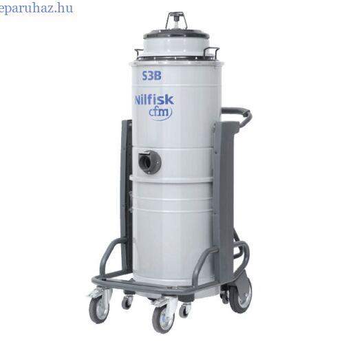 Nilfisk S3B L100 egyfázisú száraz/nedves porszívó